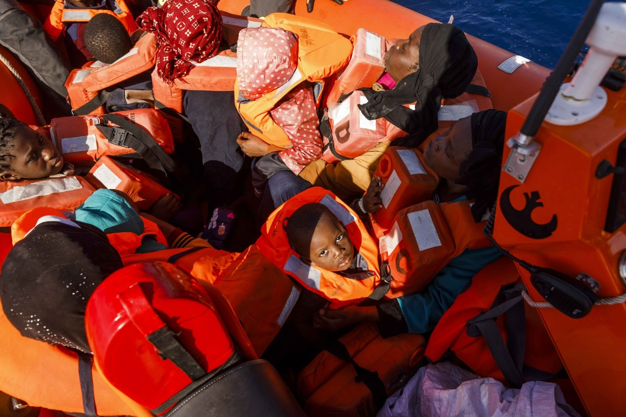 LIBYA-EU-MIGRANTS-RESCUE