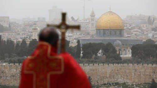 Benedizone su Gerusalemme