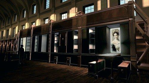 Museo Multimediale Permanente dedicato alla memoria della città, progetto di Studio Azzurro, realizzazione prevista per il 2022