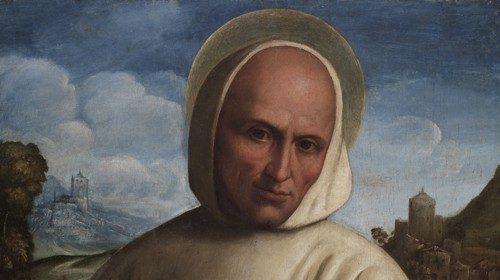 Girolamo Marchesi, «Ritratto  di San Bruno»