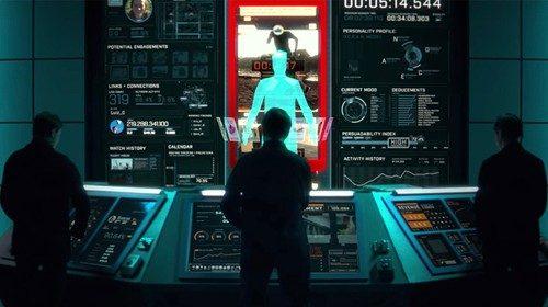 Una scena del film prodotto da Netflix che raccoglie autorevoli testimonianze e che indaga aspetti inquietanti di un universo in continua evoluzione