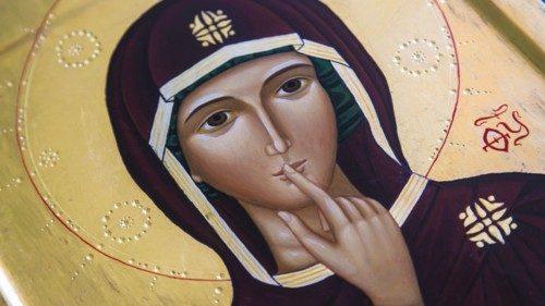 Maria donna del silenzio
