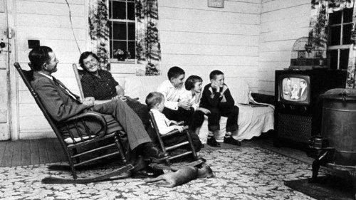 famiglia e televisione