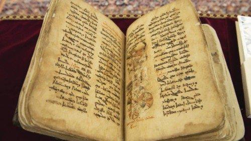 antico libro liturgico