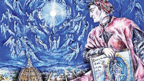 Giovanni Guida, «Apoteosi di Dante Alighieri a Firenze: l'Amor che move il sole e l'altre stelle» (2020)